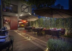 Projeto Restaurante L'amour 02